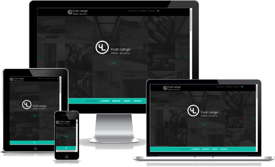 site internet portfolio