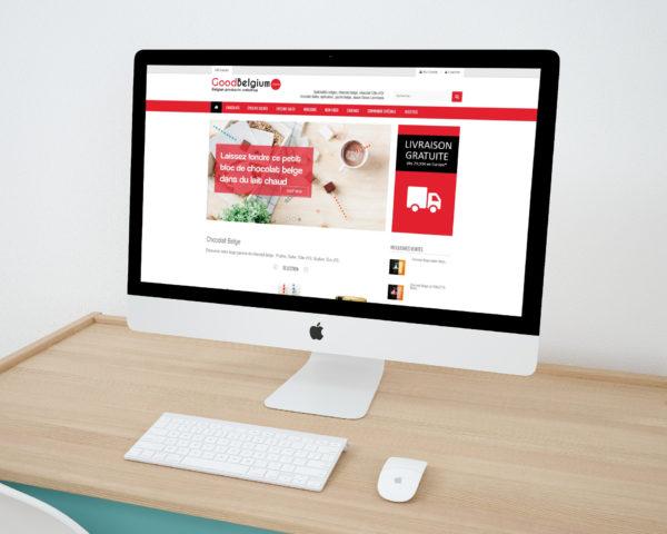 site e-commerce good belgium
