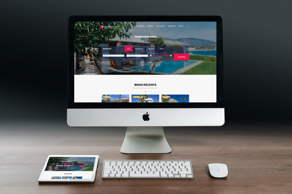site web catalogue torrevieja immo